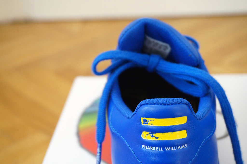 Adidas Superstar Schuhe Binden