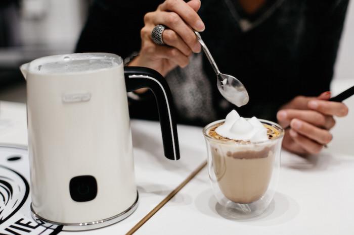 DeLonghi_Barista_Workshop_Milchschäumer_Kaffee_Coffee_Sophiehearts11