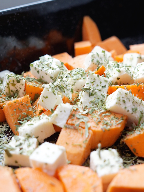 Süßkartoffel_Feta_Lunch_Mittagessen_Healthy_Veggie_Sophiehearts1