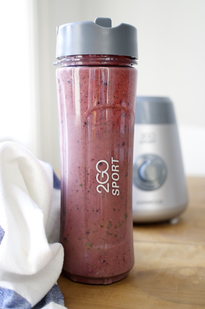 Smoothie_Supersmoothie_Berries_Banane_Rezept_Gesund_Lecker_Cleaneating_Sophiehearts13