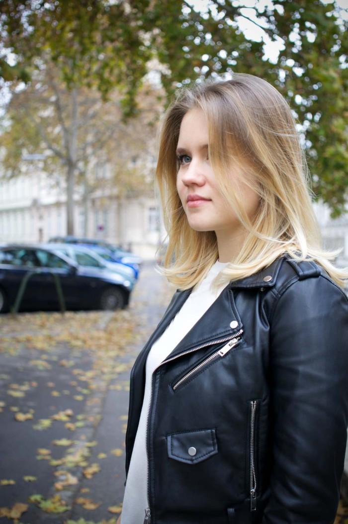 Terranova_Outfit_Herbst_Blackandwhite_Lederjacke_Sophiehearts (10 von 12)