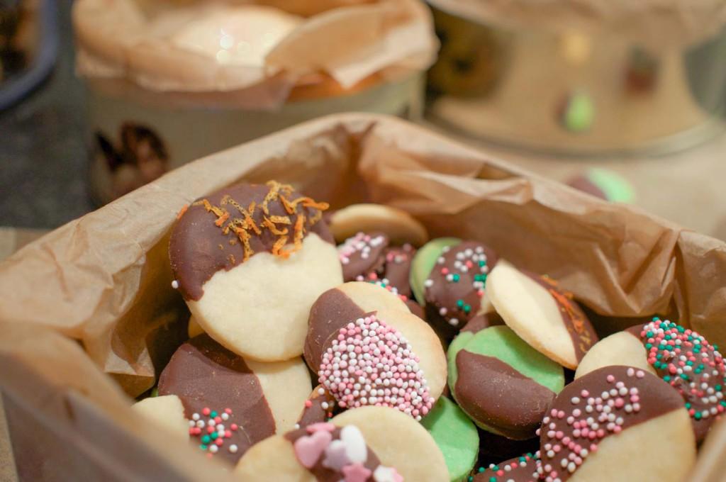 Butterkekse lecker Weihnachten Advent Weihnachtsrezepte | www.sophiehearts.com (3 von 4)