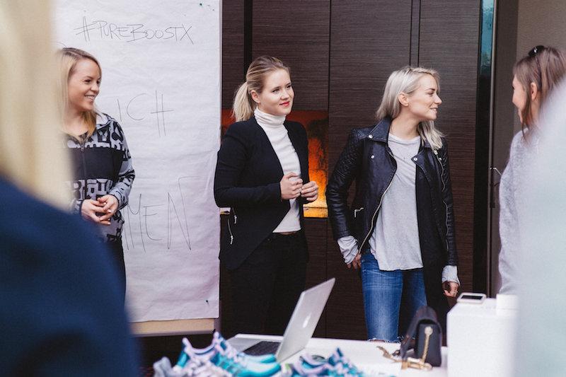 PureBoost X adidas Event Fashionblog Foodblog Wien Sophiehearts