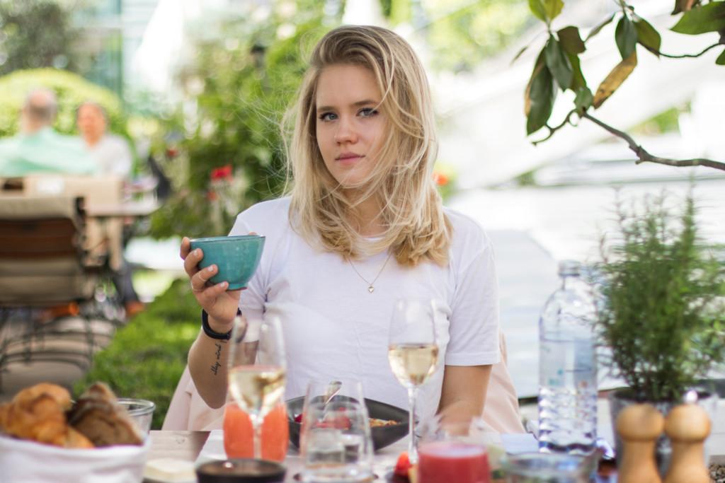 Clementine im Glashaus Fruehstueck Wien Vienna Foodblog Fashionblog Sophiehearts (14 von 20)