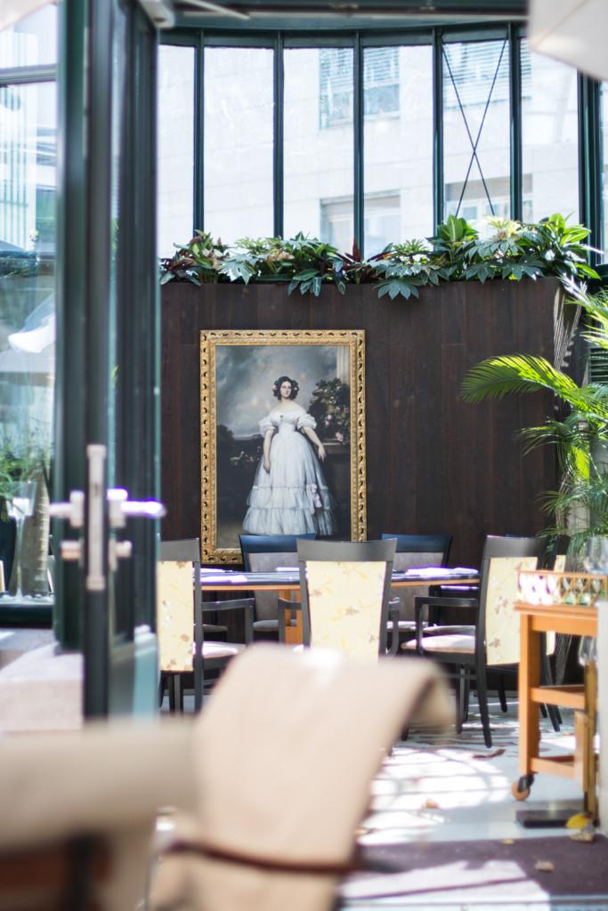 Clementine im Glashaus Fruehstueck Wien Vienna Foodblog Fashionblog Sophiehearts (18 von 20)