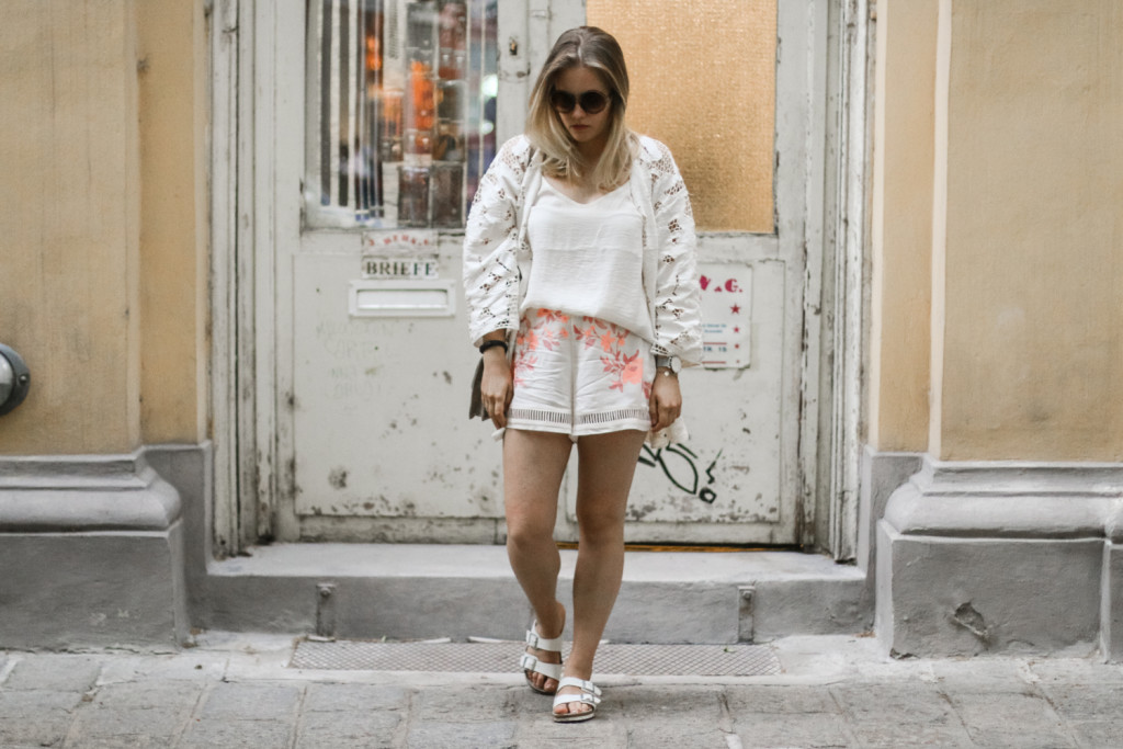 7 ways to wear outfit floral prints fashionblog foodblog vienna wien sophiehearts4
