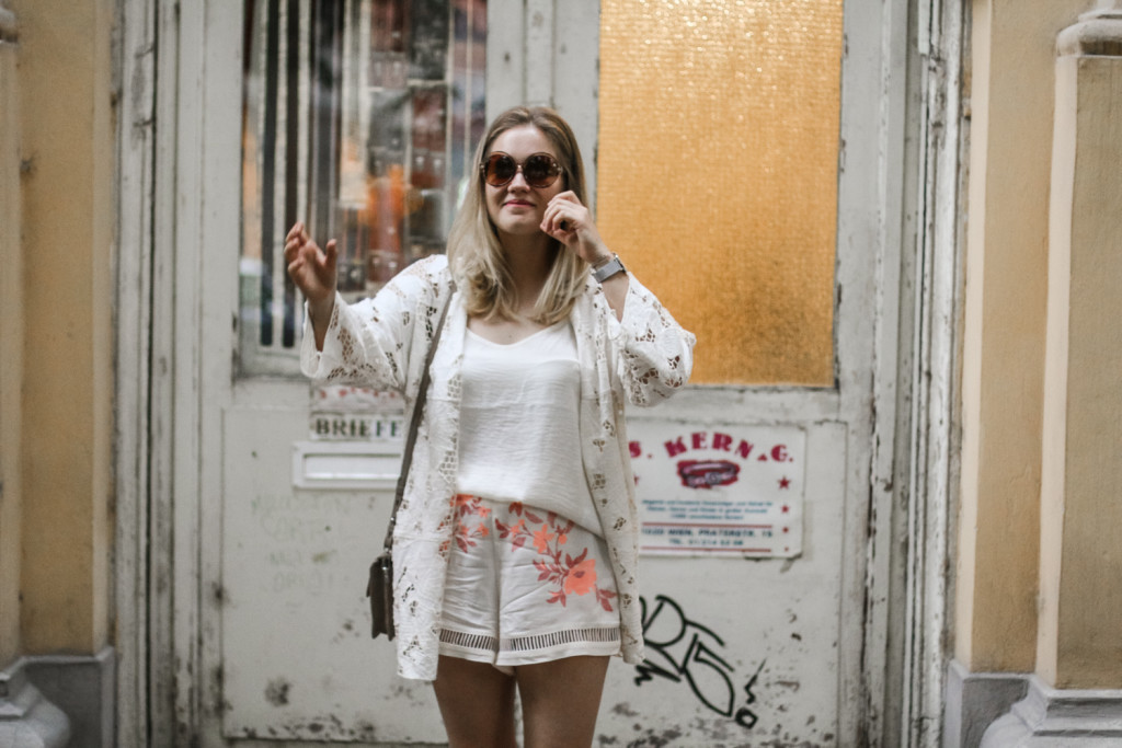7 ways to wear outfit floral prints fashionblog foodblog vienna wien sophiehearts6