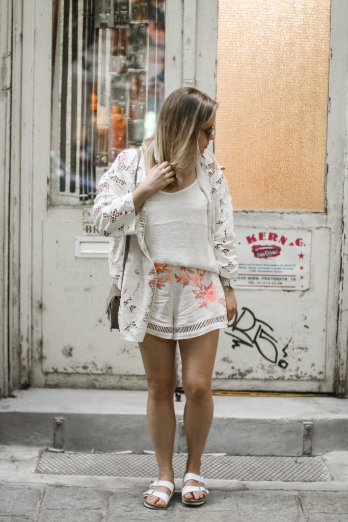 7 ways to wear outfit floral prints fashionblog foodblog vienna wien sophiehearts7