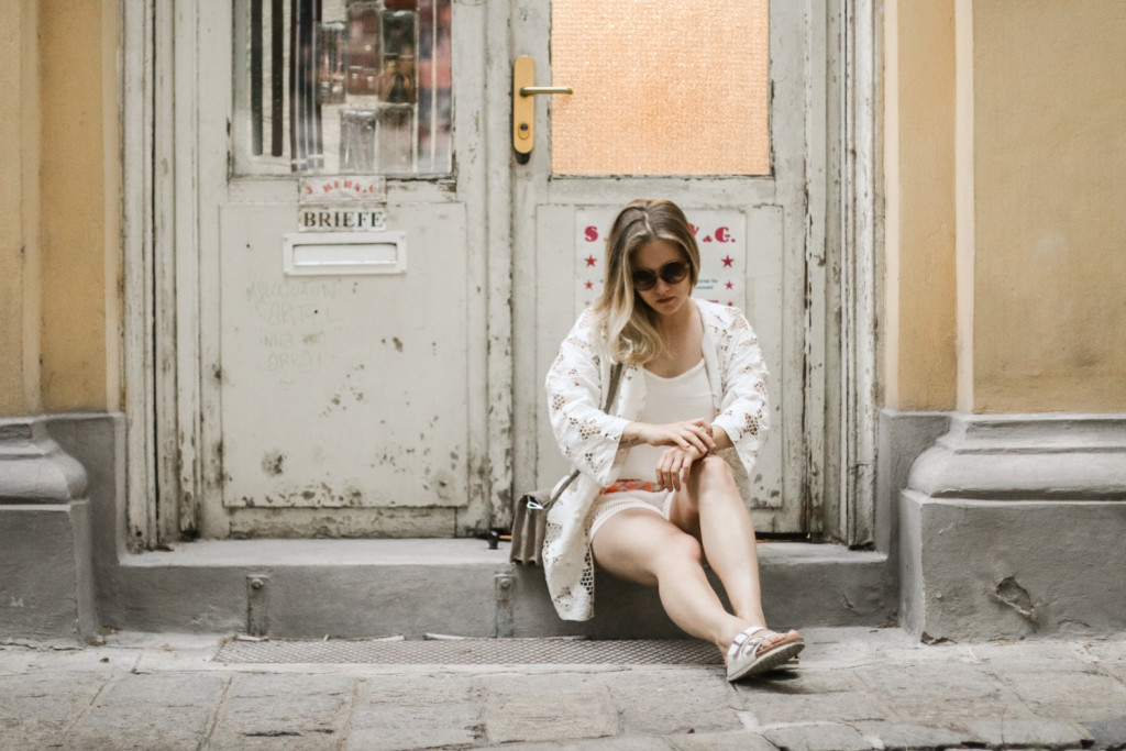 7 ways to wear outfit floral prints fashionblog foodblog vienna wien sophiehearts8