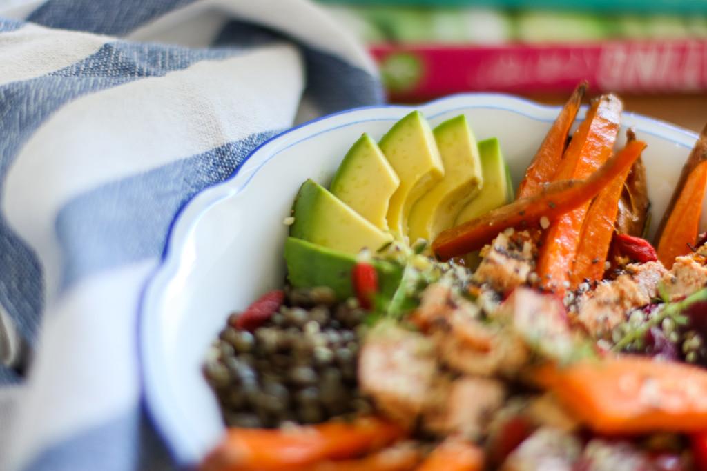 Lunch Bowl Rezept gesund Healthy Avocado Sophiehearts Fashionblog Foodblog Wien Vienna (5 von 5)