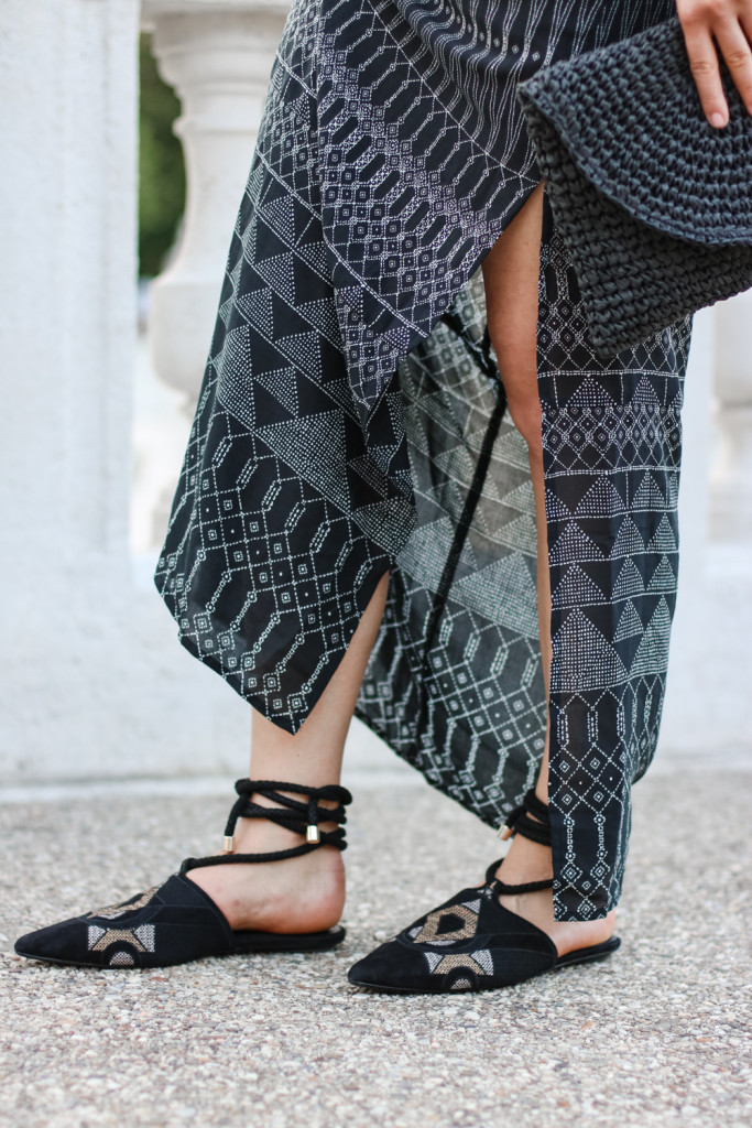 Maxikleid Boho Style Outfit Fashionblog Foodblog Vienna Wien Sophihearts (11 von 11)