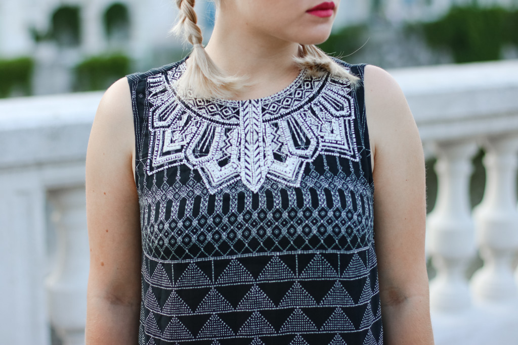 Maxikleid Boho Style Outfit Fashionblog Foodblog Vienna Wien Sophihearts (9 von 11)