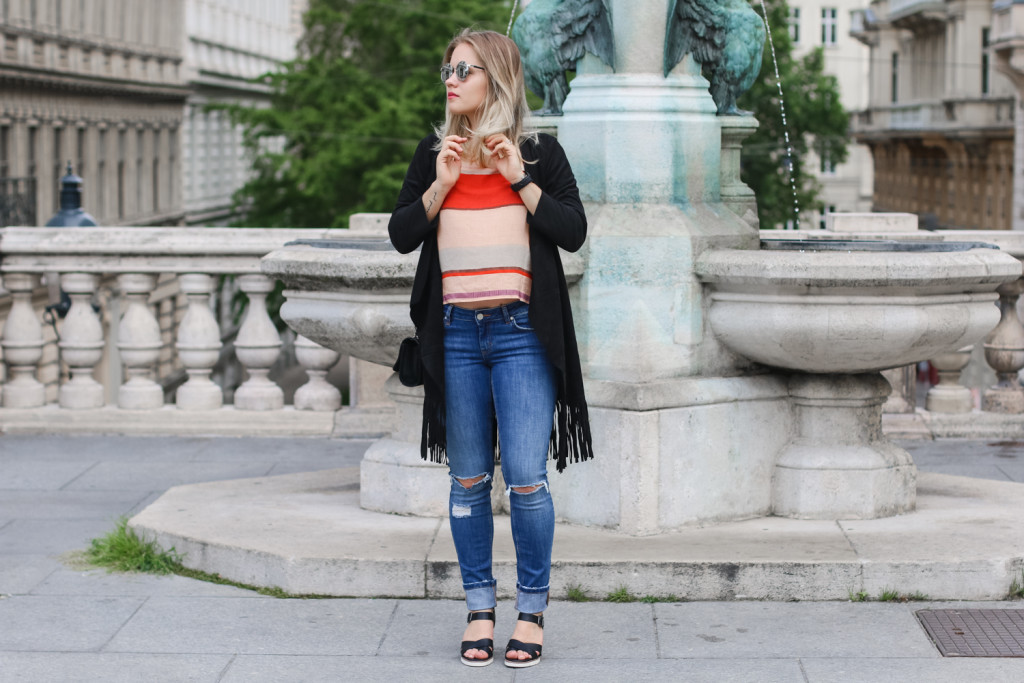 Outfit Ripped Jeans Fashionblog Foodblog Wien Vienna Sophiehearts (3 von 15)