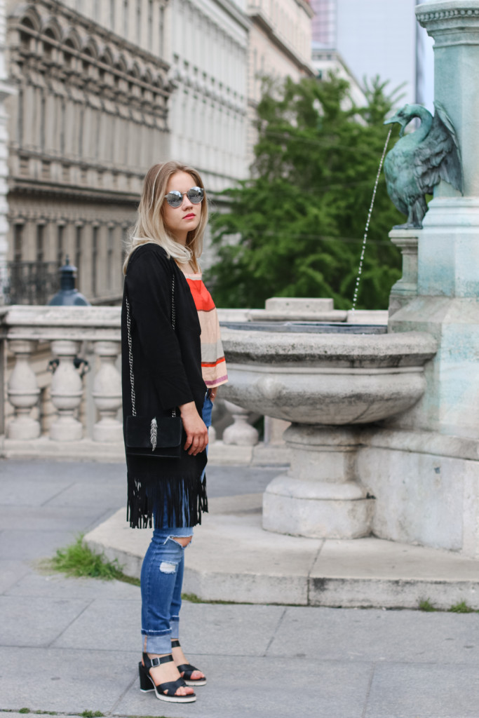 Outfit Ripped Jeans Fashionblog Foodblog Wien Vienna Sophiehearts (4 von 15)