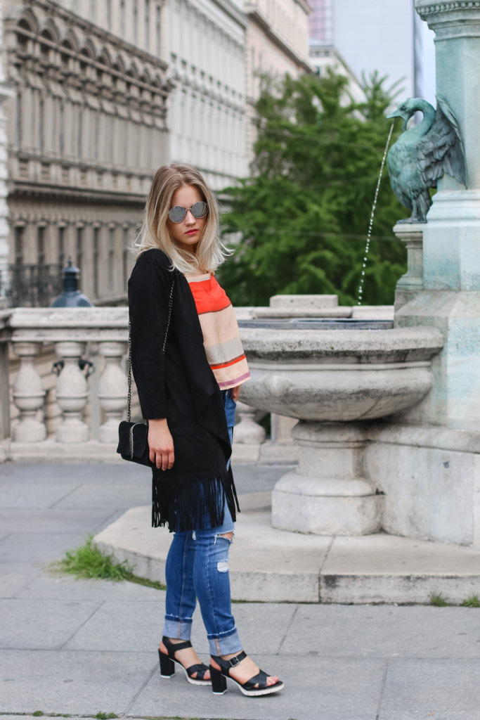 Outfit Ripped Jeans Fashionblog Foodblog Wien Vienna Sophiehearts (5 von 15)