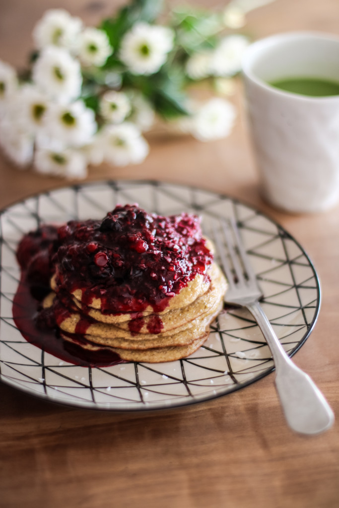 cottage cheese pancakes protein fruehstueck breakfast fashionblog foodblog vienna wien sophiehearts (6 von 6)