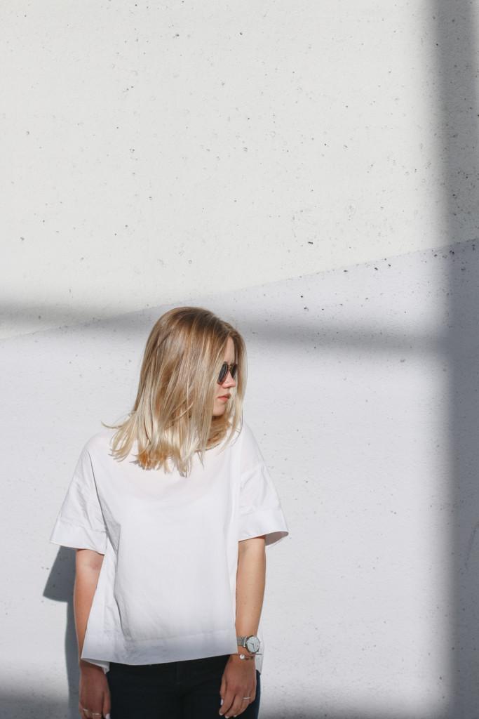 outfit ootd weisse bluse schwarze hose espandrillos sophiehearts fashionblog foodblog wien vienna (8 von 14)