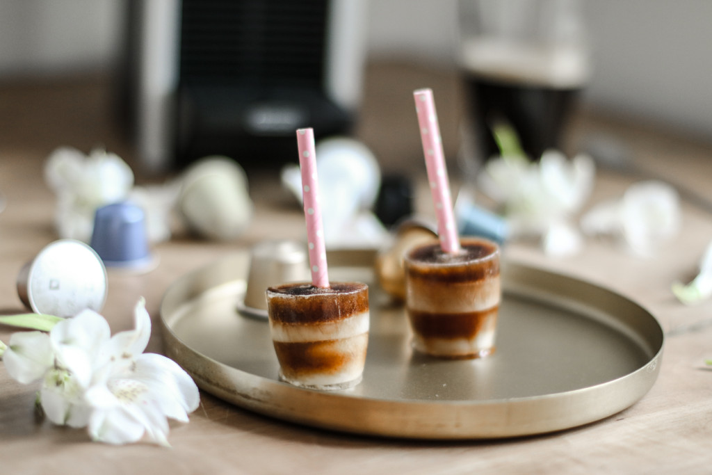 Cappuccino Popsicles Rezept Nespresso Summer on Ice Foodblog Fashionblog Lifestyleblog Wien Vienna Sophiehearts (2 von 10)