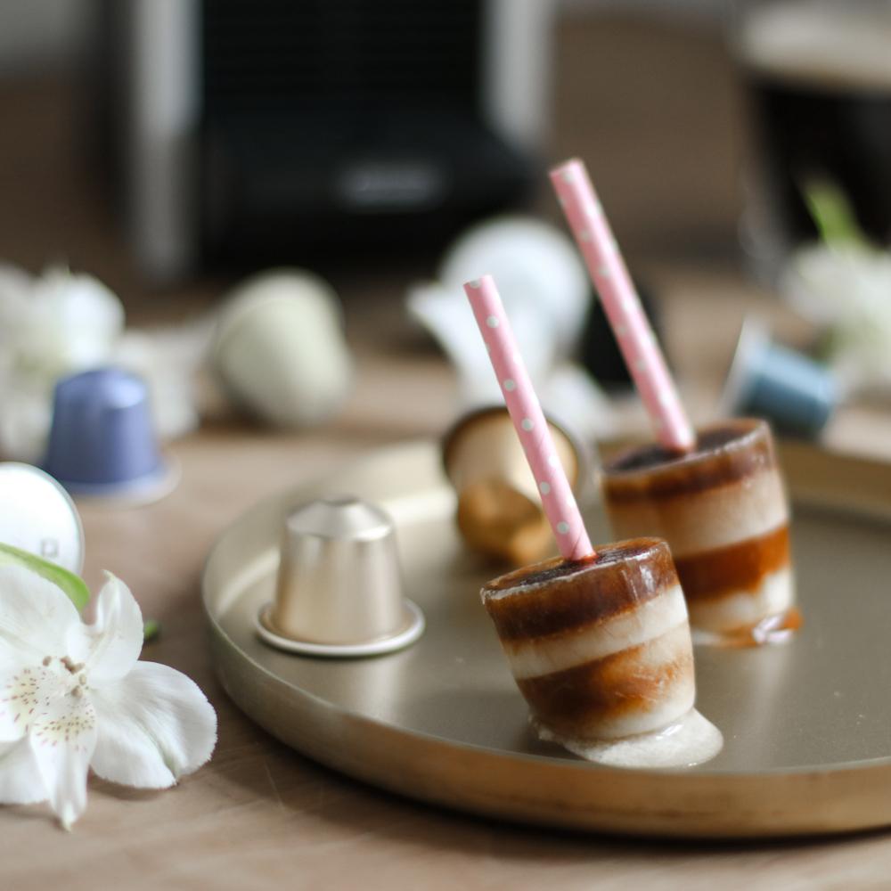 Cappuccino Popsicles Rezept Nespresso Summer on Ice Foodblog Fashionblog Lifestyleblog Wien Vienna Sophiehearts (4 von 10)