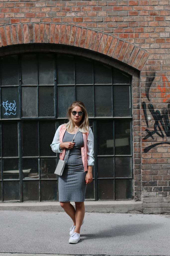 Midikleid Outfit Fashionblog Lifestyleblog Foodblog Sophiehearts Wien Vienna (1 von 10)