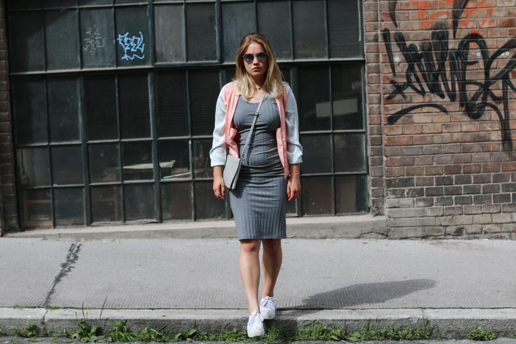 Midikleid Outfit Fashionblog Lifestyleblog Foodblog Sophiehearts Wien Vienna (3 von 10)