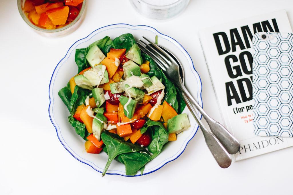kuerbis-salat-mit-avocado-healthy-gesund-lunch-foodblog-sophiehearts-wien-vienna-2-von-6