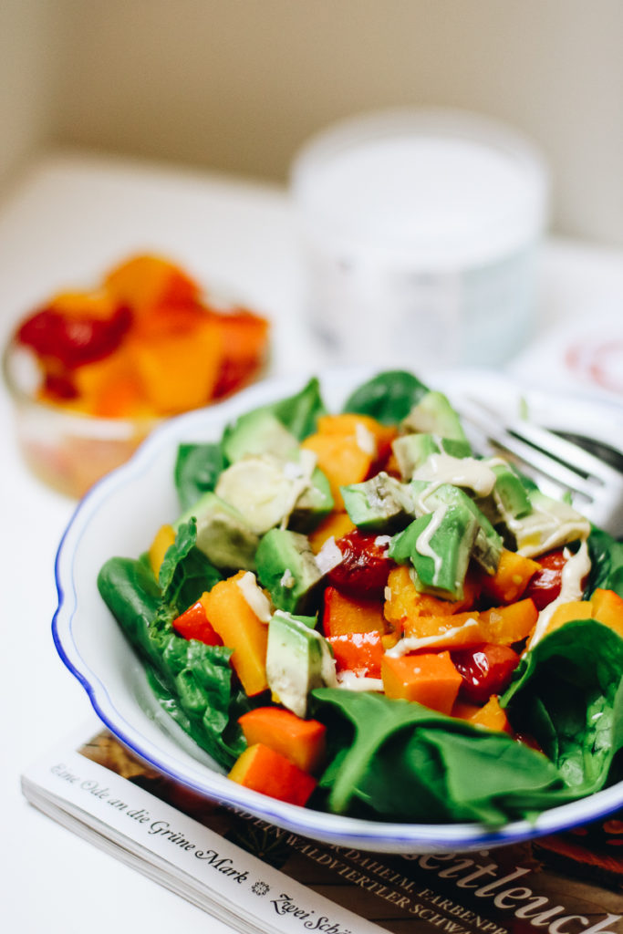 kuerbis-salat-mit-avocado-healthy-gesund-lunch-foodblog-sophiehearts-wien-vienna-6-von-6