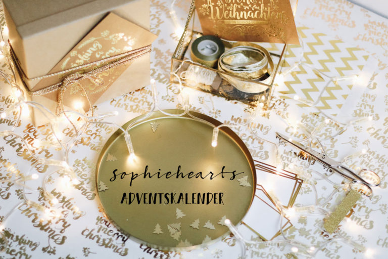 SOPHIEHEARTS ADVENTSKALENDER