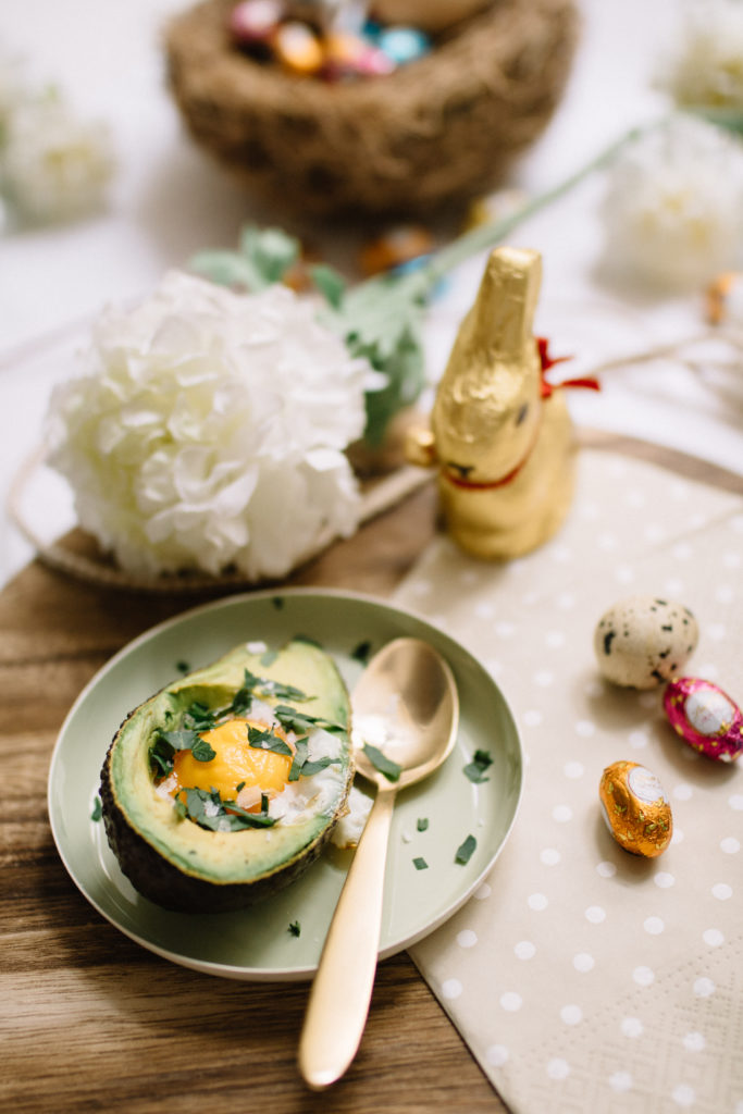 ein in Avocado aus dem Ofen Rezept sophiehearts wien Vienna foodblog lifestyleblog
