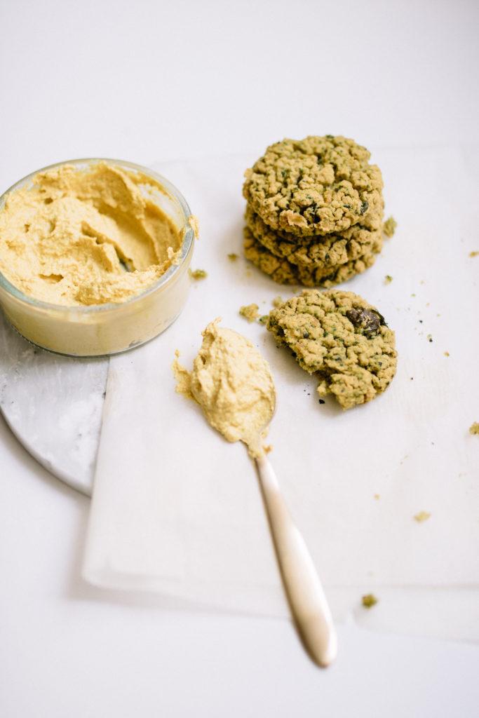 falafel aus dem Ofen vegan ohne Mehl glutenfrei Rezept sophiehearts