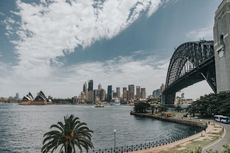 nach Sydney fliegen Sydney Flugreise Australien reise australienreise